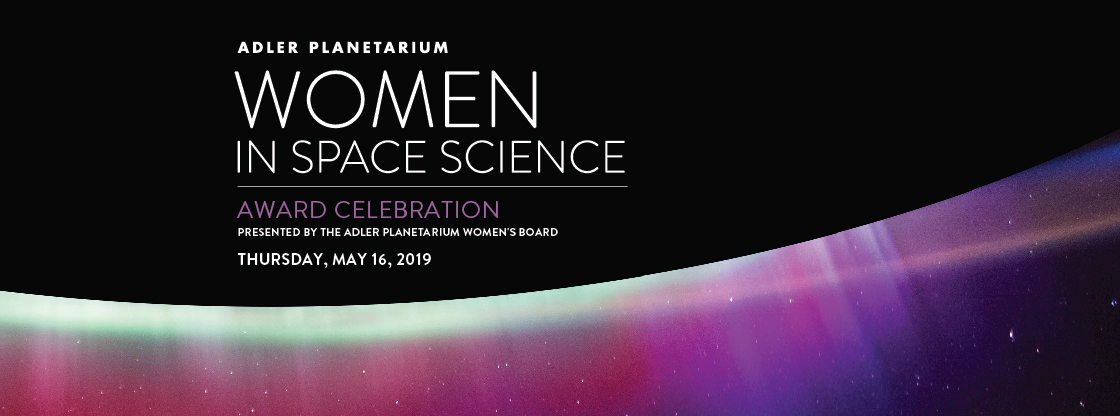 Women in Space Science Award Celebration | May 16, 2019