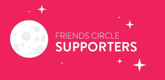 Friends Circle: Supporters