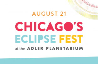 Chicago's Eclipse Fest at the Adler Planetarium   August 21, 2017