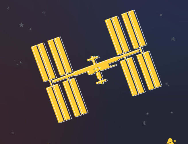 How to spot the International Space Station