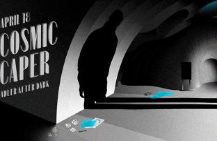 Adler After Dark: Cosmic Caper | April 18 | Tickets on Sale Now!