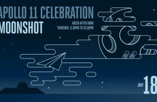 Adler After Dark: Moonshot | Tickets on Sale Now!
