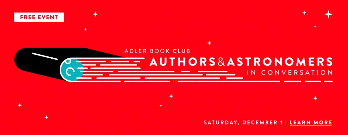 Adler Book Club | Dec. 1 | FREE!