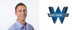 Adam Hoge WGN Radio