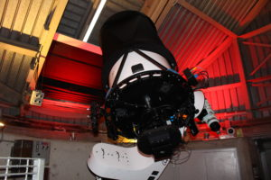 Adler Planetarium Doane Observatory new telescope 1