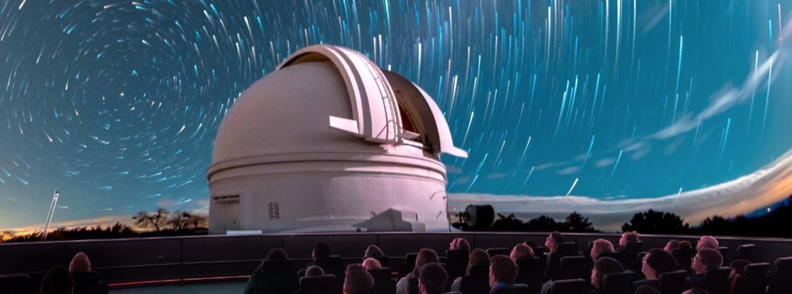 Adler Planetarium Sky Show