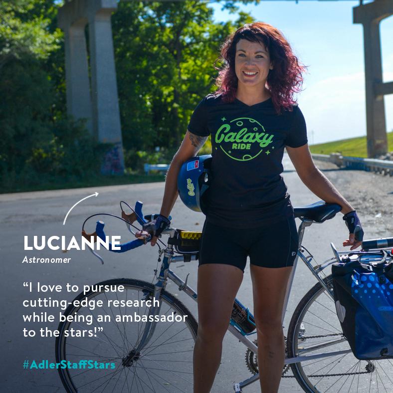 Adler Staff Star Lucianne W