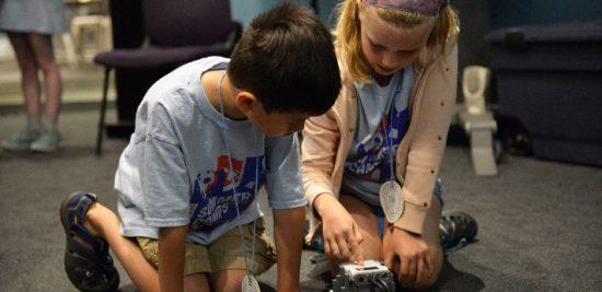 Adler Summer Camps - Robotics
