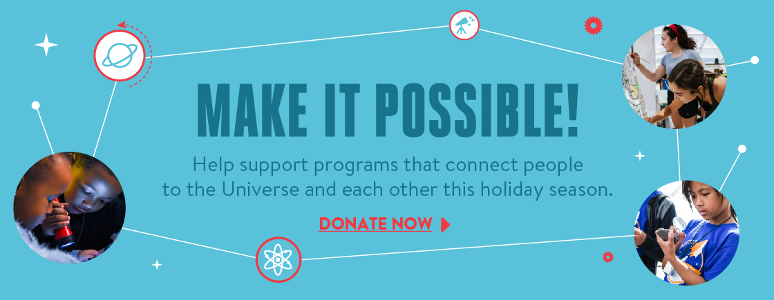 Make It Possible - Donate to the Adler