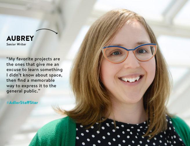 Meet Aubrey!
