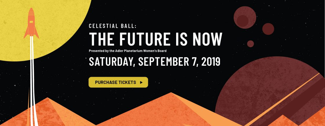 Celestial Ball: The Future is Now - September 7 - Purchase Tickets!