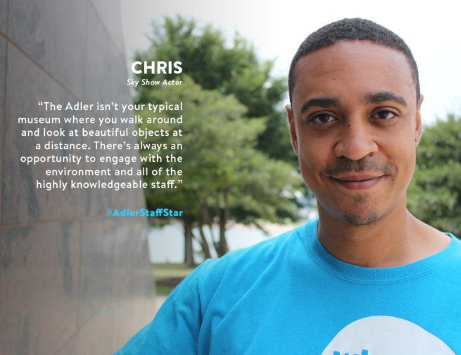 Meet Chris!