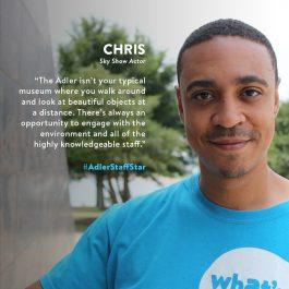Chris Jones | Adler Staff Star!