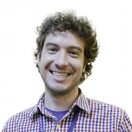 Christopher Helms is the collections manager at the Adler Planetarium