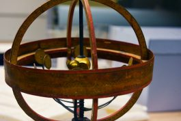 Copernican Armillary Sphere