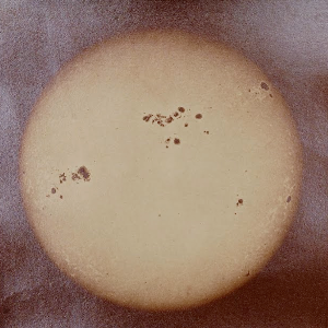 Die Sonne from Adler Collections (Sun illustration)