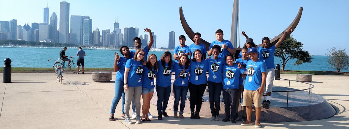 Teen Opportunities At The Adler Planetarium