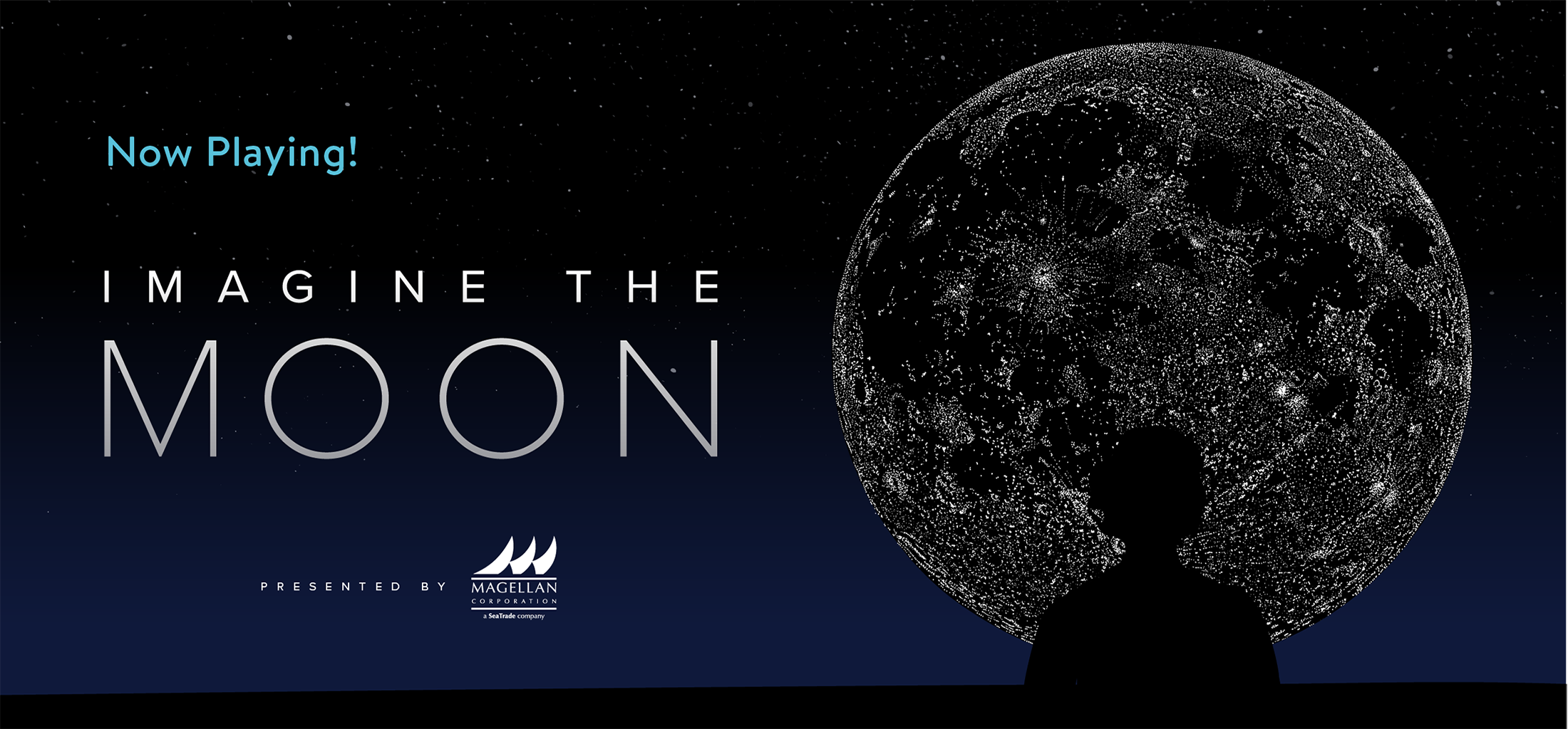 Imagine the Moon - Now Playing at the Adler Planetarium