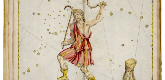 Johannes-Bayer's-Uranometria