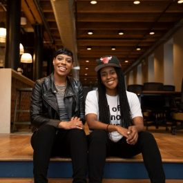 Lisa Beasley & Taylor Witten - Partners for Adler After Dark: A Night in the Afrofuture
