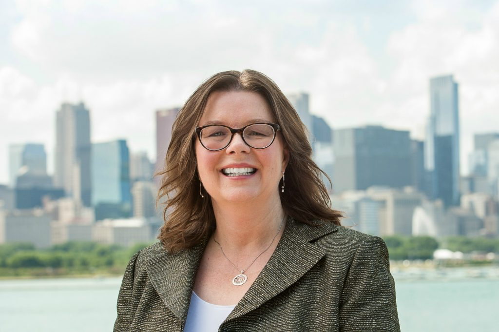 Michelle Larson, President and CEO