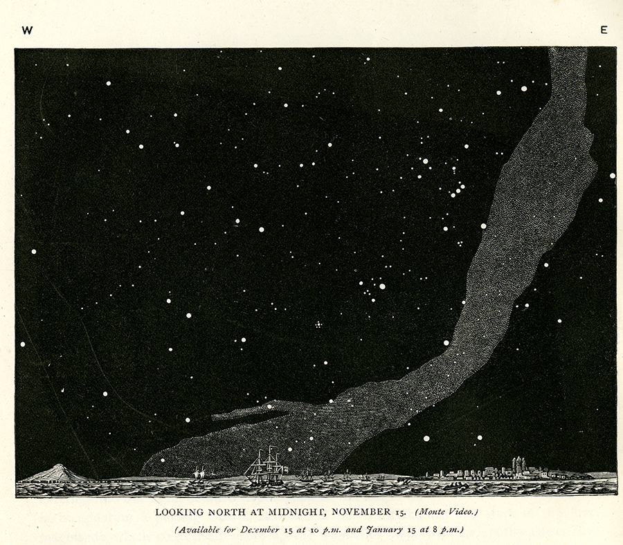 The Midnight Sky: Familiar Notes on the Stars and Planets.