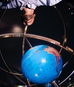Nick Inside the Armillary Sphere