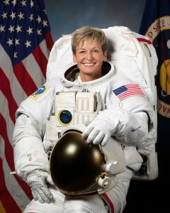 Dr. Peggy Whitson | 2019 Honoree at the Adler Planetarium's Women in Space Science Award Celebration