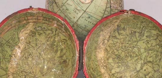 Adler Collections: Pocket Globe