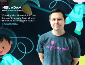 Meet Adler Staff Star: Neil Adam!