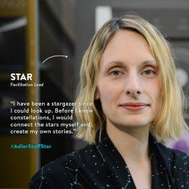 Star Hawk, Adler Staff Star