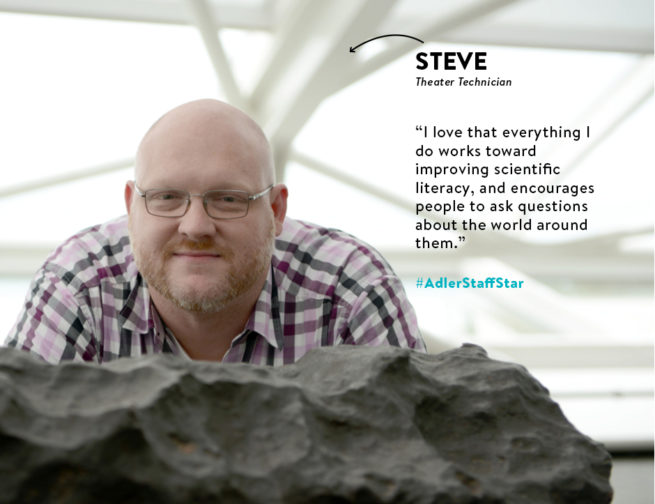 Meet Steve!