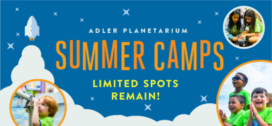 Limited Spots Remain for 2018 Adler Summer Camps!