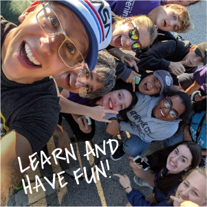 Learn and Have Fun with Adler Teen Programs!
