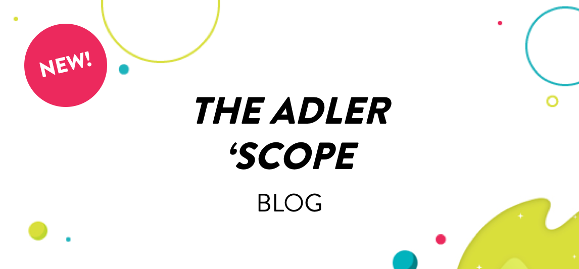Introducing The Adler 'Scope, the official blog of the Adler Planetarium!