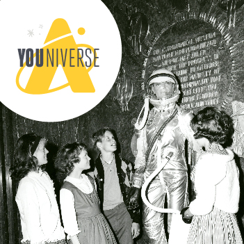 The Adler YOUniverse celebrates our community!