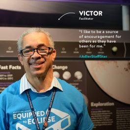Victor Little, Facilitator