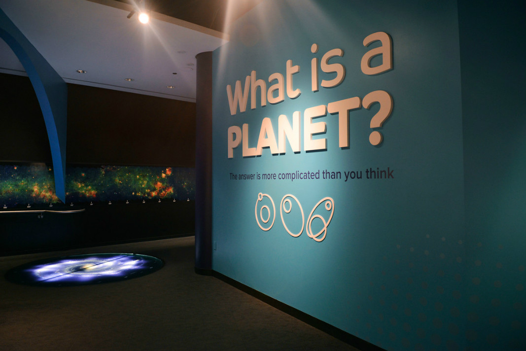 What is a Planet? Entryway