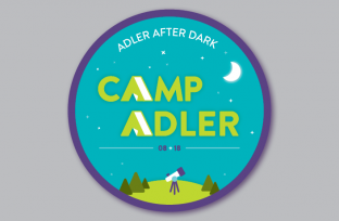 Enjoy a night of indoor—and outdoor—summer fun along Lake Michigan at Adler After Dark: Camp Adler!