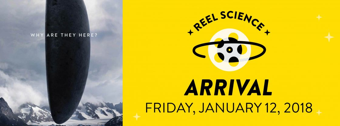 REEL Science: Arrival | January 12, 2018
