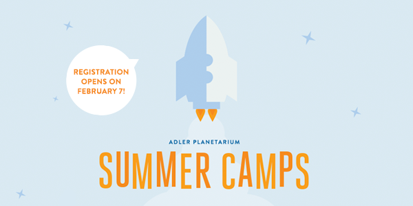 2017 Adler Summer Camp registrations opens on February 7!