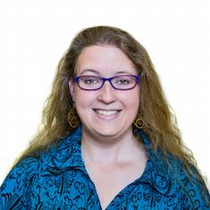 Melissa Brucker Headshot