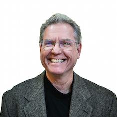 Larry Ciupik. Astronomer & Doane Observatory Director