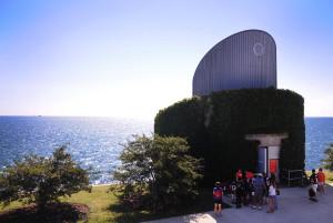 The Adler Planetarium's Doane Observatory