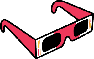 #EquippedToEclipse Solar Viewing Glasses