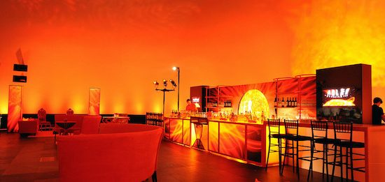 Host your next special event in the Adler Planetarium's Grainger Theater!