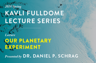 Kavli Fulldome Lecture Series: Our Planetary Experiment | Wednesday, May 9, 2018 | Tickets available Monday, April 2.