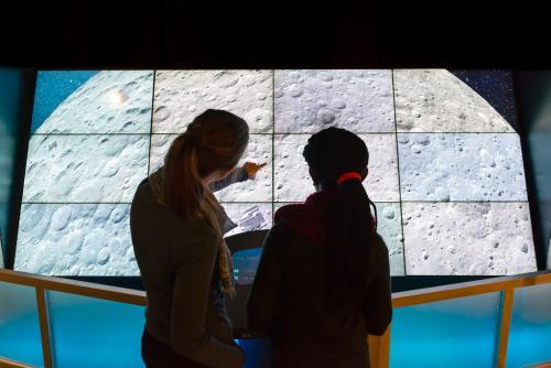 Adler Planetarium Mission Moon