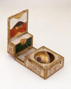 Polyhedral sundial, attributed to Francis Brief, Italy, c. 1575