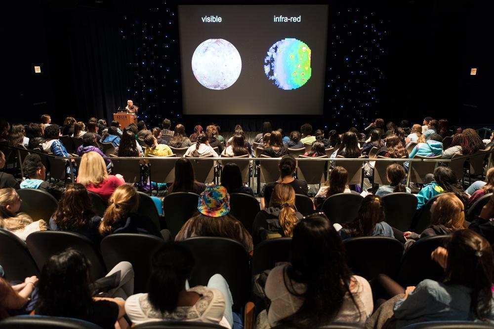 Women in Space Science Award Celebration 2018